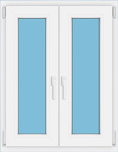 Zweiflügelige Fenster Bestellen Fertigfensterde
